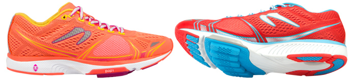 Newton Motion V 2016 Womens, in both colour variations