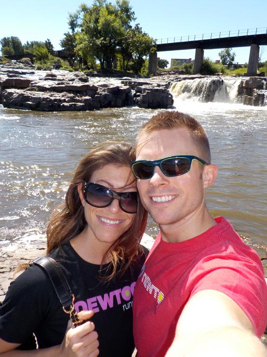 Exploring the Falls