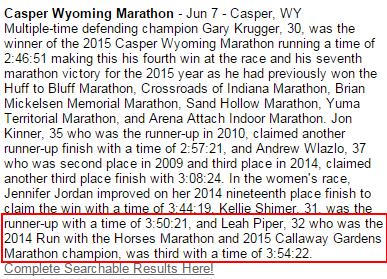 MarathonGuide New Update for Casper